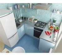 Терри - кухня 6 кв метров