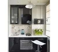 Ренцо — прямая кухня 7 кв метров
