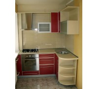 Родос - кухня 5 кв метров
