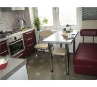 Энни - кухня 8 кв метров
