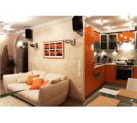 Стоун - кухня 6 кв метров