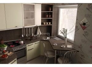 Юлия - кухня 5 кв метров