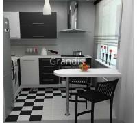 Лора - кухня 6 кв метров