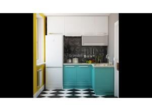 Эрника - кухня 5 кв метров