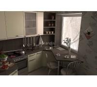 Элегант - кухня 7 кв метров