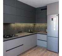 СИЛЬВИО - кухня шкафы без ручек