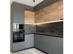 ВОЛНА - кухня открывание без ручек