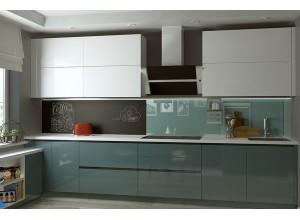 АМЕЛИЯ - кухня верхние шкафы без ручек