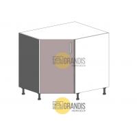 Кухонный корпус (стол) под мойку (угловая 900х900)