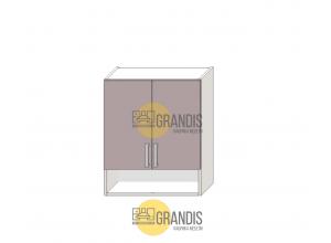 Кухонный корпус навесной - сушка (с нишей) 920×450×300 мм