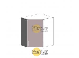 Кухонный корпус навесной - сушка трапеция 720*600*300 мм