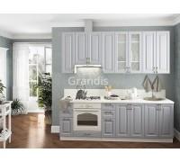 Кухня Шарлот цвет Дуб натуральный 2,4 метра - набирается поэлементно