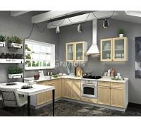 Кухня София цвет глостер 2,8 метра - набирается поэлементно