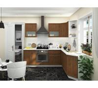 Кухня София цвет честер 2,4 метра - набирается поэлементно