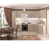 Кухня Тирон цвет латте софт 3 метра - набирается поэлементно