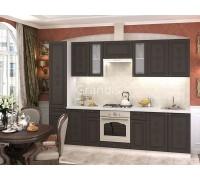 Кухня Тирон цвет смоки софт 2,8 метра - набирается поэлементно