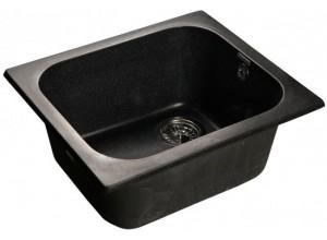 Мойка искусственный камень GF-S430 черная