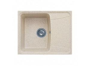 Мойка искусственный камень GF-S610L песочная