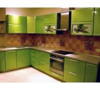 ТОММАЗИ - кухня с современным дизайном (размер 2,7×2,7 метра)
