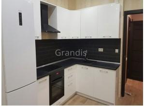 АЛЛЕГРА - кухня с отдельностоящим холодильником (размер 2,4×1,2 метра)