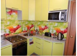 ЮЛИЯ - кухня в современном дизайне (размер 1,7×1,9 метра)