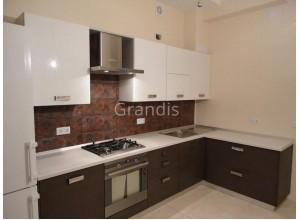 АДЕЛЬ - кухня с электрической плитой (размер 2,2×2,1 метра)