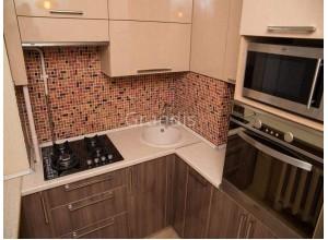 ЭСТЕЛИ - кухня на небольшое помещение (размер 2,7×2,8 метра)