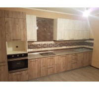 ТАЛА - кухня со столешницей постформинг (размер 2×2,3 метра)