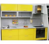 РАУНД - кухня с нишей под телевизор (размер 2,6 метра)