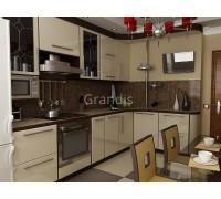 ЭДЕЛЬ - кухня с балконом (размер 2,1×2 метра)