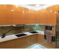 ЭРНИКА - кухня с посудомойкой (размер 1,7×2,7 метра)