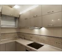 СТЕФАНИ - кухня со стиральной машиной (размер 3,1×1,1 метра)