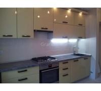 ДЖОВАННИ - кухня с холодильником (размер 1,7 метра)