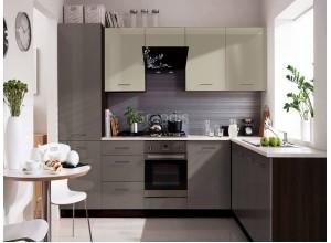 АМЕЛИЯ - кухня с пеналом (размер 2,3×1,1 метра)