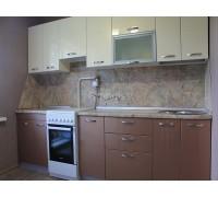 МАНЕТТИ - кухня с газовой плитой соло (размер 3,1 метра)