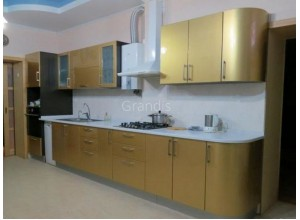 ЭЛЬБА - кухня с радиусными элементами (размер 2,3 метра)