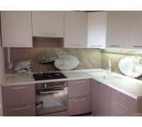 МАНЧЕСТЕР - кухня с фасадами пленка пвх (размер 2,9×2,3 метра)