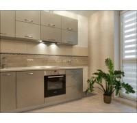ВИВА - кухня с фасадами акрил (размер 2,6 метра)