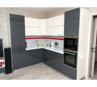 ТЕРРИ - кухня с левым углом (размер 3,3×2,4 метра)