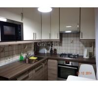 КАНЗАС - кухня с уменьшенной глубиной столов (размер 3×1,5 метра)