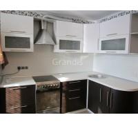 СИМОНА - кухня со светлыми фасадами (размер 2,1 метра)