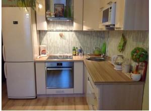 АРАБЕЛЛА - кухня с эмалевым покрытием (размер 2,1×2,3 метра)
