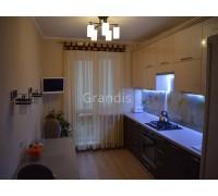 ВИВИАН - кухня по одной стене и обеденным столом (размер 2,8 метра)