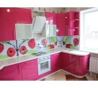 ГРЕЙС - кухня с посудомойкой (размер 3,4×2,1 метра)