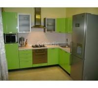 ЕВАНГЕЛИНА - кухня со стиральной машиной (размер 2,9×1,6 метра)