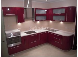 АЛЬБА - кухня в стиле модерн (размер 2,9×1,2 метра)