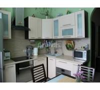 ГЛОРИЯ - кухня для маленьких помещений (размер 2,6×2,4 метра)