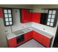 ЭЛЕНА - кухня на небольшое помещение (размер 2,1×1,8 метра)