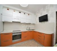 БРИГИТТА - кухня со встроенной стиральной машиной (размер 1,7×1,8 метра)