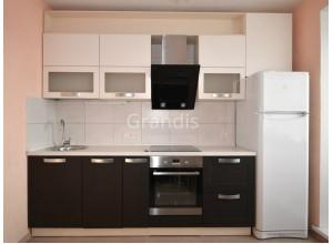 ВЕРЕНА - кухня с микроволновой печкой (размер 2,5 метра)